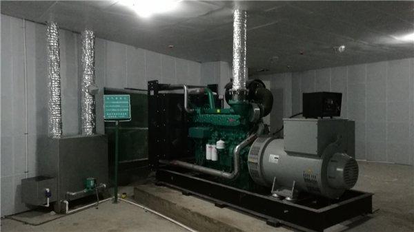 发电机房降噪工程